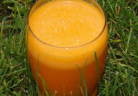 Mrkvové smoothie recept