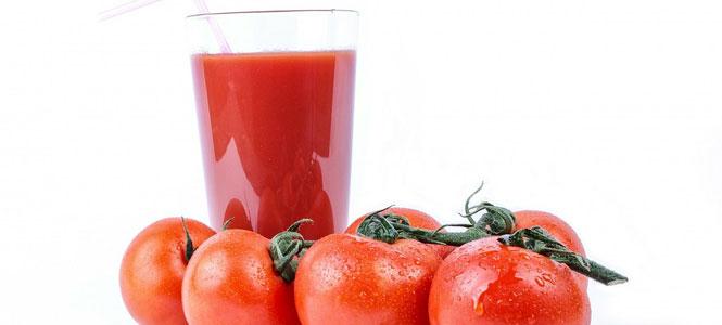 Smoothie z rajčat