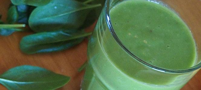 Zelená smoothies 3x jinak