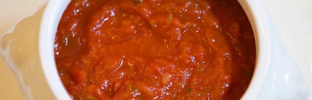 Dresink z červených paprik