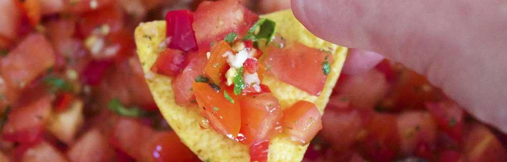 Jednoduchá salsa