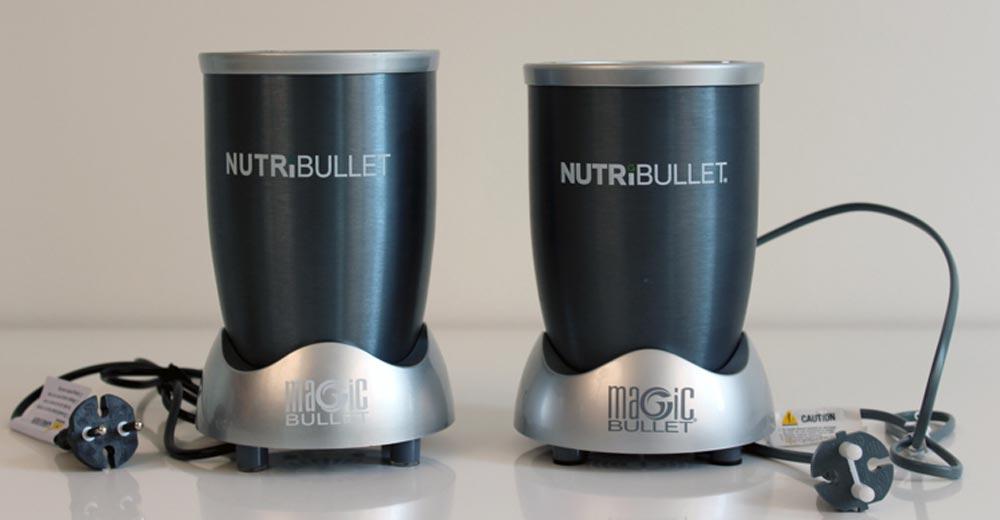Pozor na padělky Nutribulletu