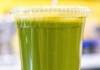 Recept na zdravím nadupané zelené smoothie s Blendeou