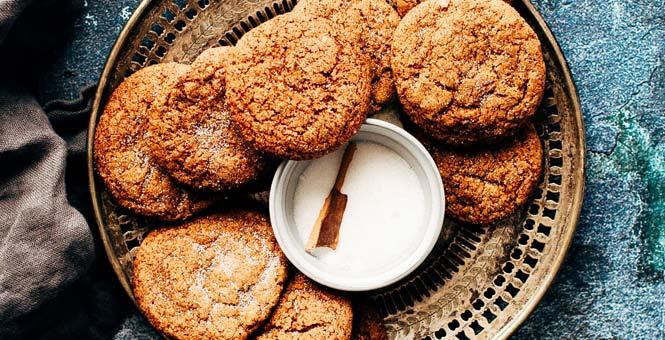 Chia cookies